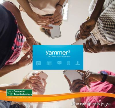 Computer-Troubleshooters-blog-yammer-what-is-it