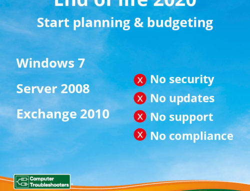 Windows 7 End of Life Options